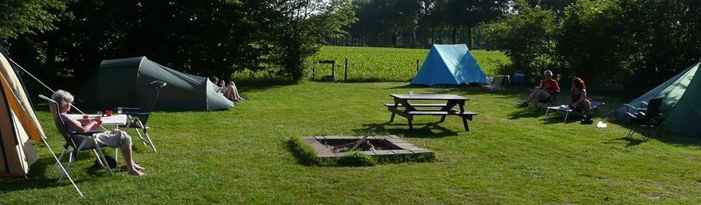 Trekkersveld camping Daske